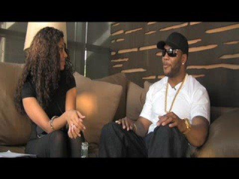 Flo Rida Interview - GrooveOn Media