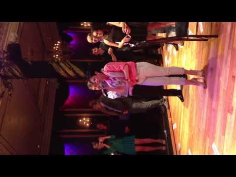 Karaoke War competition Final at Baku palace