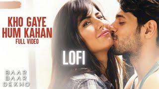 Kho Gaye Hum Kahan -  Swattrex (Cover Lofi)