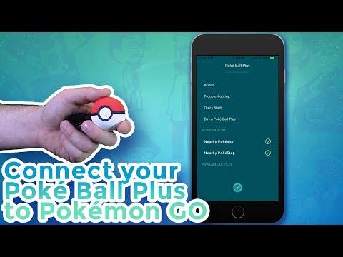 TUTORIAL | Poke Ball Plus with Pokemon GO thumbnail