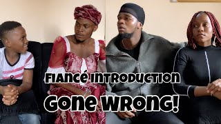 IAMDIKEH - FIANCÉ INTRODUCTION GONE WRONG 🤣😂