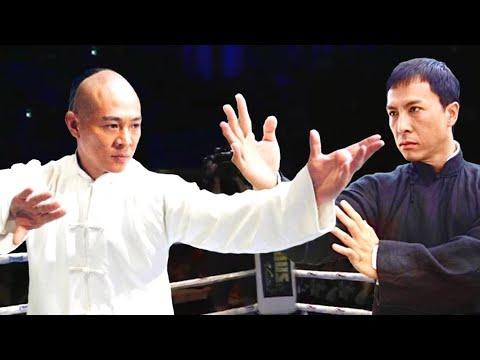 Download Jet Li vs Donnie Yen   Wushu vs Wing Chun