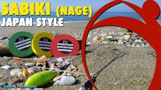 Sabiki: i Travi per Japan Style (NAGE) Tutorial