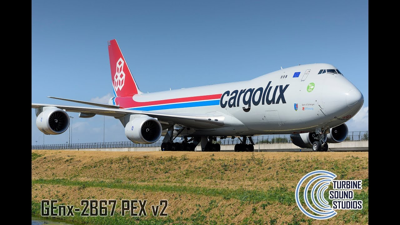 TSS - Boeing 747-8 GEnx PEX v2 (Work in progress)