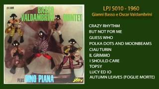 LPJ 5010 - Basso Valdambrini Quintet Plus Dino Piana - 1960
