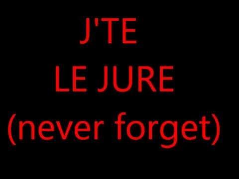 Never Forget - Philippe Lalanne (Karaoké)
