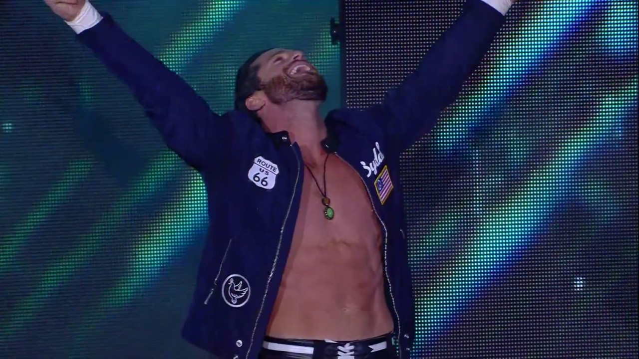 Report: Matt Sydal Suffers Injury Scare At EVOLVE, Experiences ...