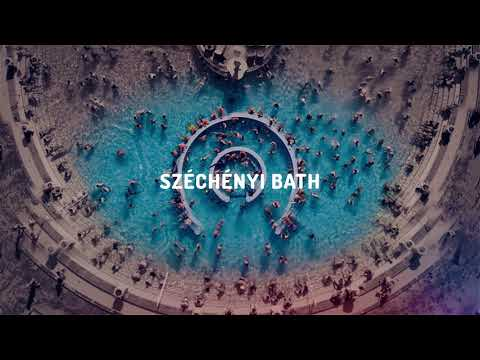 Birds Eye Views of Amazing Baths in Budapest
