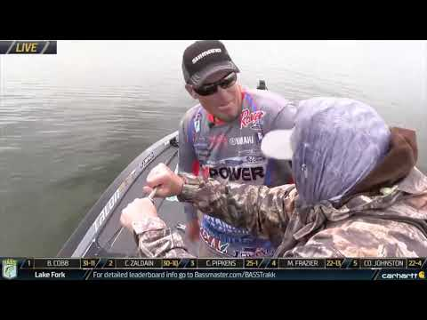 Day 1 Big Bass Highlights From Lake Fork