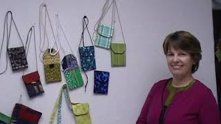Quiltsmart Cell Phone Bag