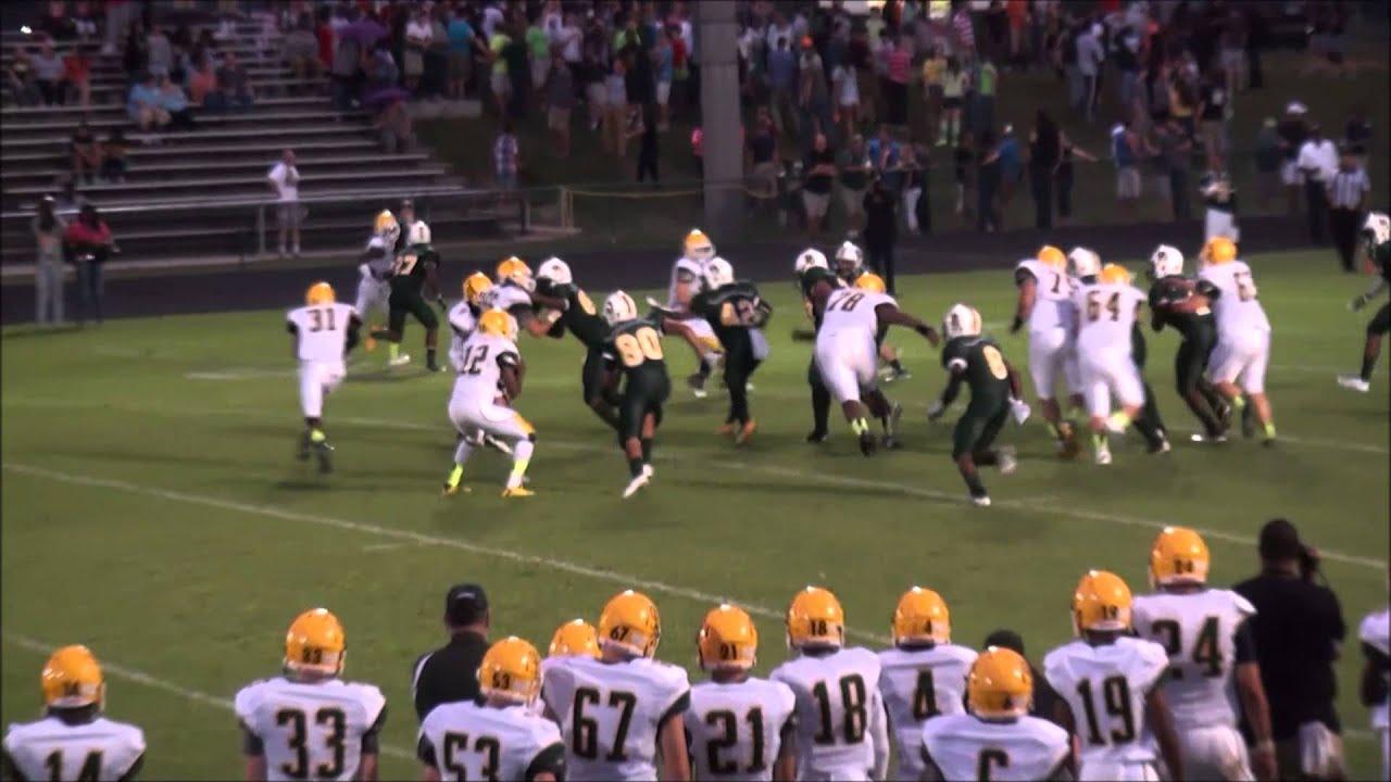 Mike Davis #56 Clover Hill High School Football Class of