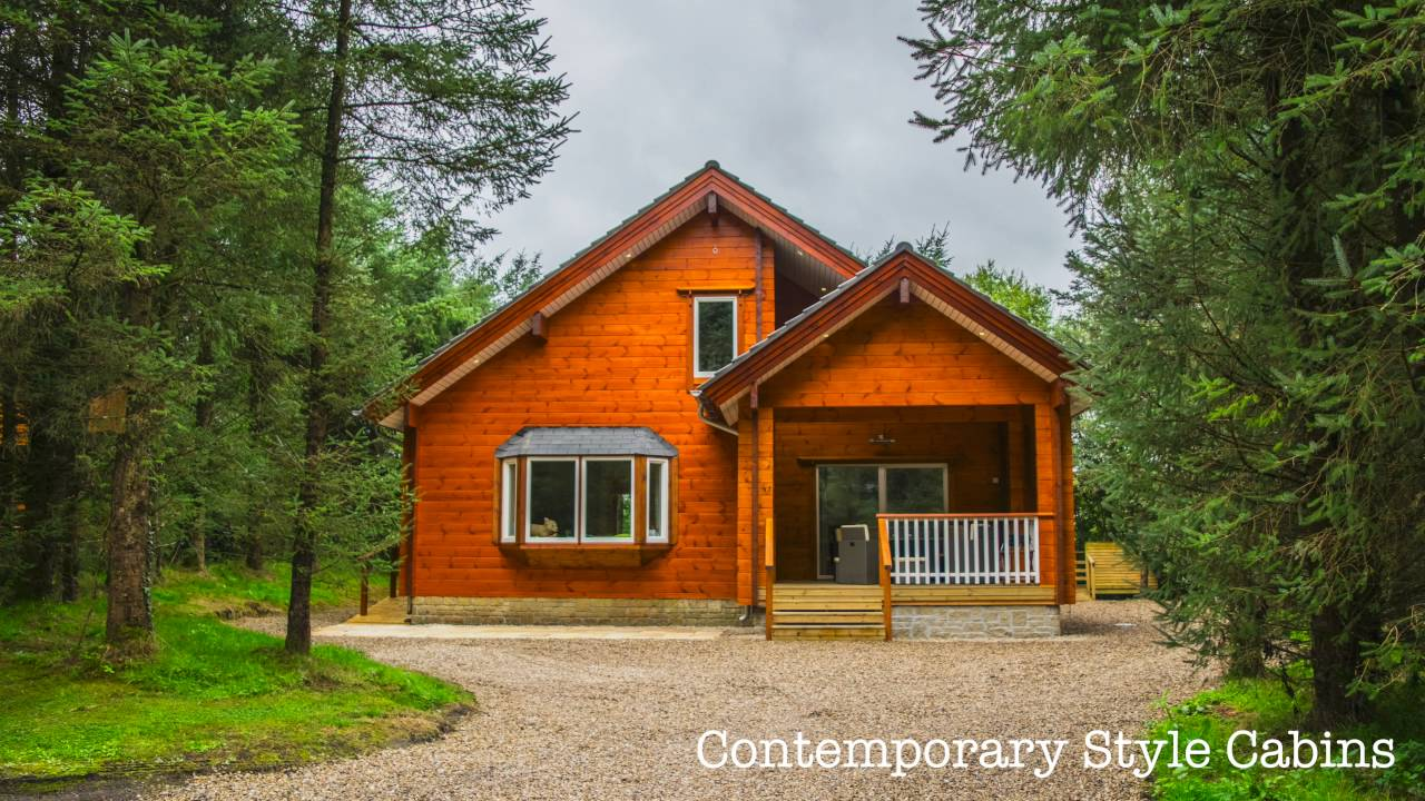 Ballyconnell Log Cabins Youtube