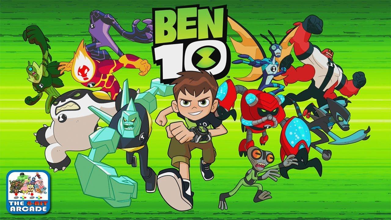 Ben 10: Super Slime Ben free generator without human verification