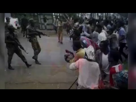 Peaceful Protesters Gunned Down in Ethiopia