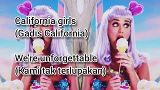 Katy Perry Ft Snoop Dogg - California Gurls    Lirik Dan Terjemahan