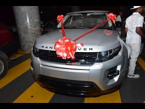 Birthday ya Wema Sepetu na Range Rover aliyojizawadia !