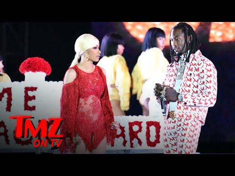 Cardi B Says She's Divorcing Offset Because She's Sick of Arguing | TMZ TV