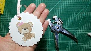 Alicate de ilhós uma ferramenta que está na lista de materiais mais utilizado no artesanato