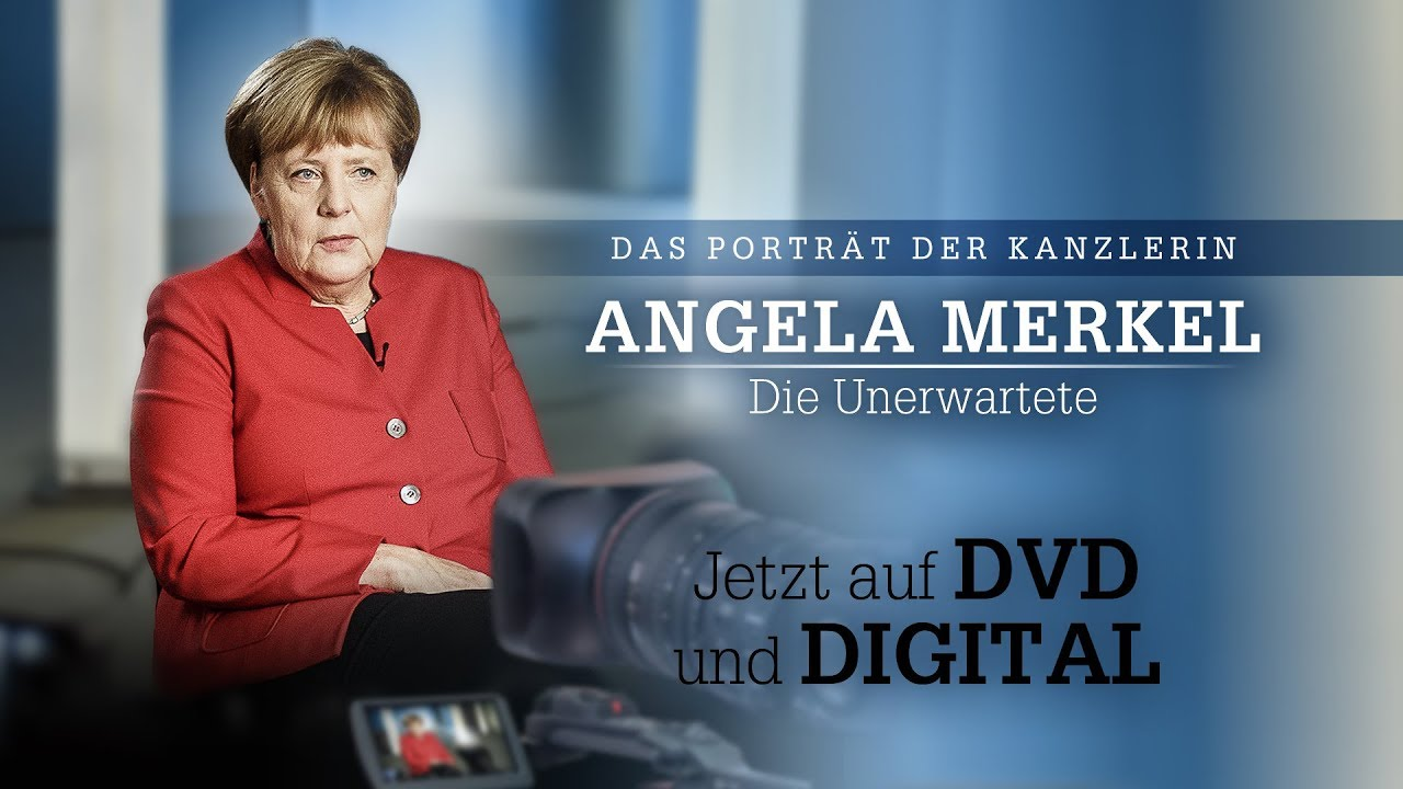 Angela Merkel Die Unerwartete