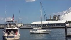 EXPLORING BOSTON WATERFRONT