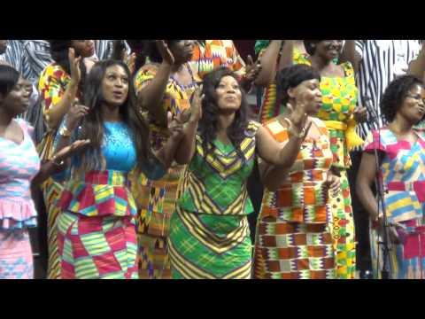 2014 NORTH AMERICA GHANAIAN S.D.A CAMP MEETING-TORONTO ZONE CHOIR