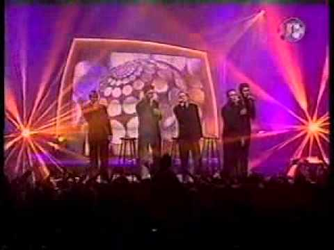 Westlife - My love, I lay my love on you (The Dome).wmv