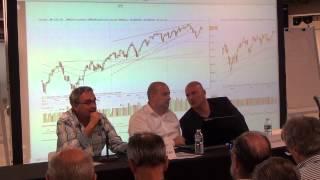 Où va le marché des Actions : En France, aux Etats-Unis, dans le Monde? Ceaux-Dutheil & Cussac 1/3