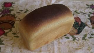 """Занятие # 1 """"Выпекаем пшеничный дрожжевой хлеб"""". Видеокурс """"Школа домашнего хлебопечения""""."""
