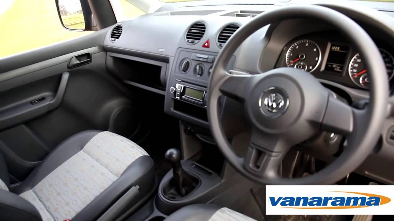 Volkswagen Caddy Van Review (VW Caddy) - YouTube