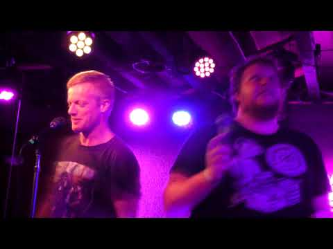 "Astronautalis (f. Will Wagner) - ""Skeleton"" @ DC9 Washington D.C. Live, HQ"