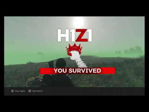 H1Z1 Funny/Random Moments  - Drunken Drivers Out of Control