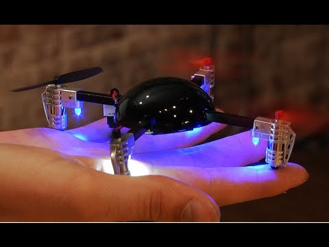 Extremely Affordable and Versatile Quadcopter