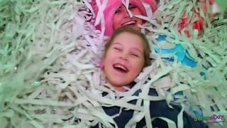 Заказать Бумажное шоу для детей на детский праздник в детский сад и школу в Киеве