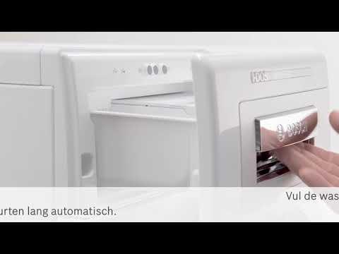 Bosch Wasmachines Met Automatisch Doseersysteem I-DOS