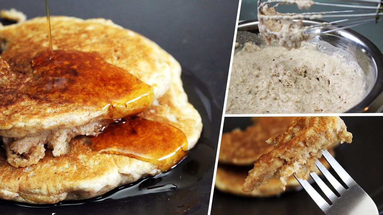 Vegan Whole Wheat Pancakes | Recipe by Mary's Test Kitchen
