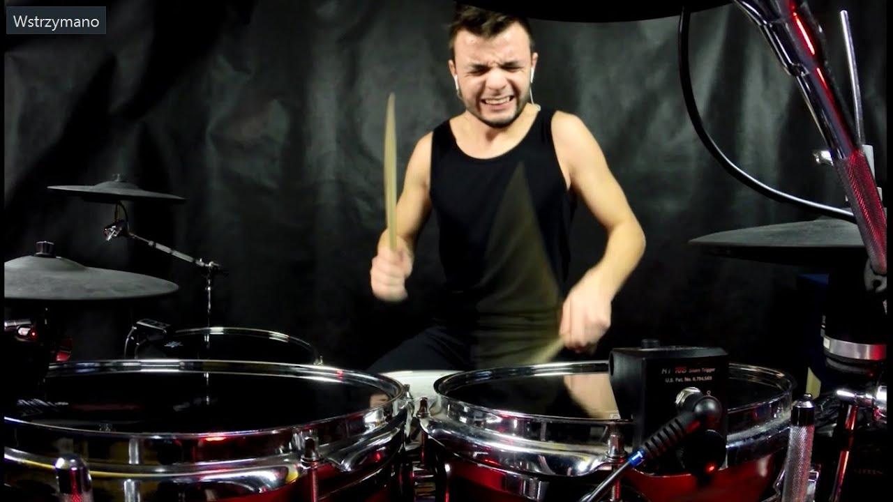 WATCH: Bring Me The Horizon - Drown : Drum Cover : Artur u00c5u00bburek - Viral Videos 365