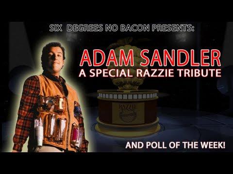 Adam Sandler: A Razzie Tribute!