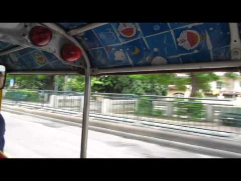 Bangkok: Tuk Tuk Cam!