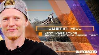 Son style, son avis sur les riders français - Justin Hill [ITW]