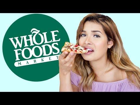 VEGAN Whole Foods Taste Test | ItsMandarin