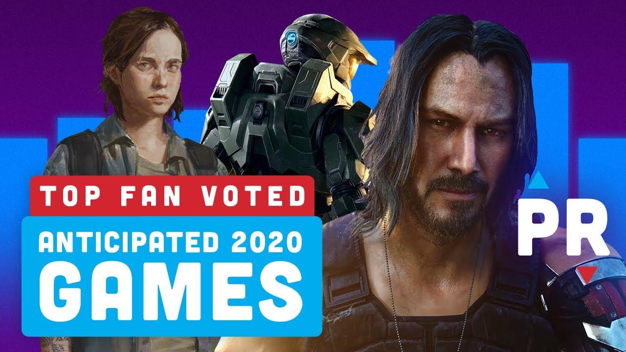 Seus videogames mais aguardados para 2020 - Ranking de poder + vídeo