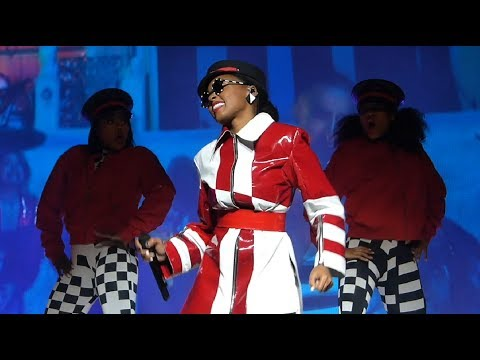 Janelle Monae, Crazy, Classic, Life, Hulu Theater at MSG, NYC 7-18-18