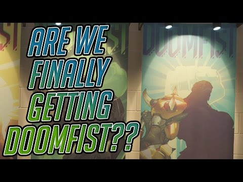Overwatch's 25th Hero Close to Completion Confirms Kaplan! Doomfist FINALLY Coming??- Overwatch News