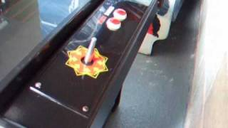 1982 Tabletop Arcade Machine Converted To Lcd Retro Multi Game System