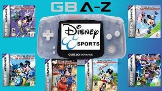 GBA-Z - Disney Sports Series