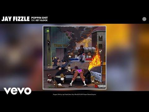 Jay Fizzle – Poppin Shit (Audio) ft. Key Glock