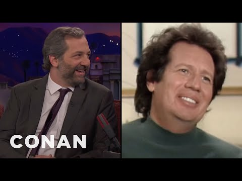 "Judd Apatow On ""The Zen Diaries of Garry Shandling""  - CONAN on TBS"