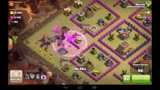 Clash Of Clans - Clan War Most Heroic Attack Bryson