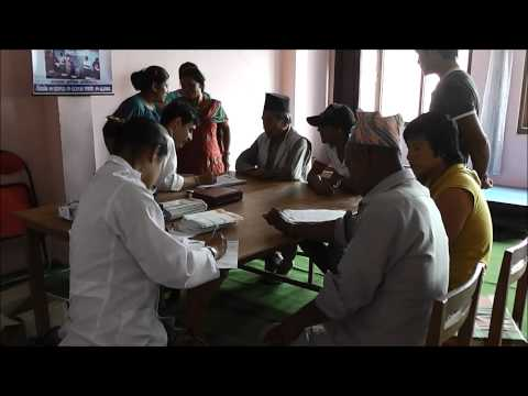 Narmada Ayurveda Free Health Camp