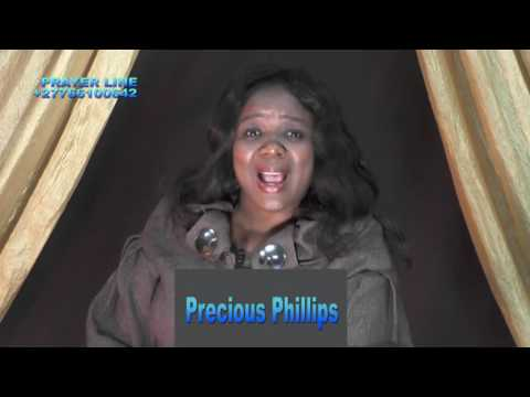 Divine Revelation with Apostle Precious Phillips-Have you en